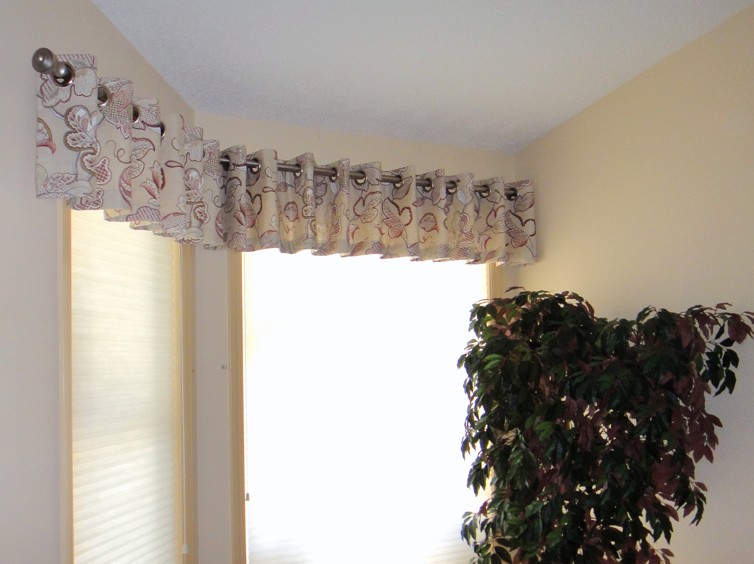 designers juliet free garden orders home product curtain valance rt panel over lined grommet in overstock embroidered collection on shipping